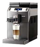 Saeco Lirika One Touch Cappuccino (silver)