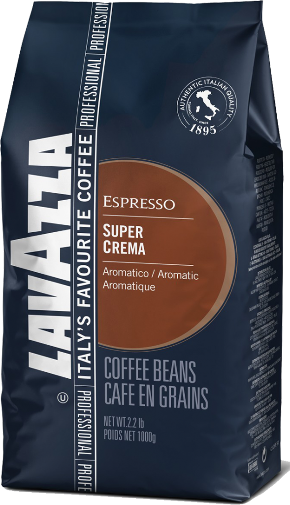 Кофе Lavazza Super Crema