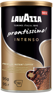 Кофе растворимый Lavazza Prontissimo Intenso
